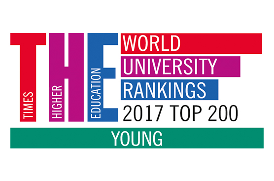 2017 Top 200 Young Universities