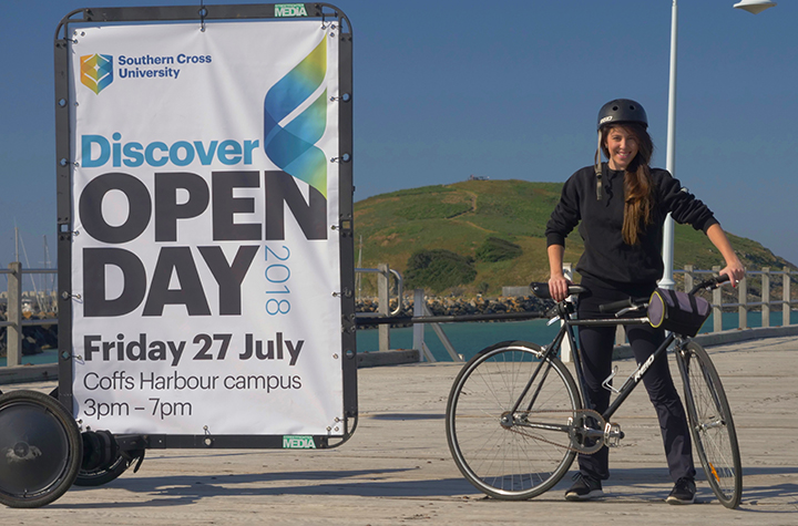 Coffs bikes for Open Day 2018