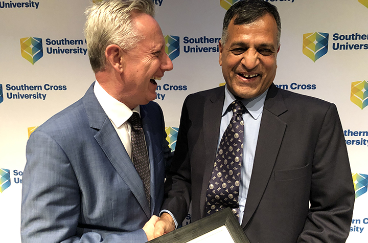 Ashok Lavasa 2019 International Alumnus of the Year