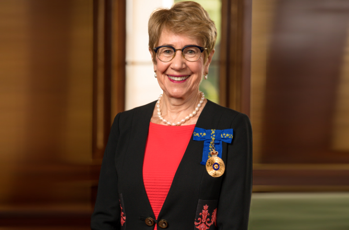 Governor of NSW Margaret Beazley