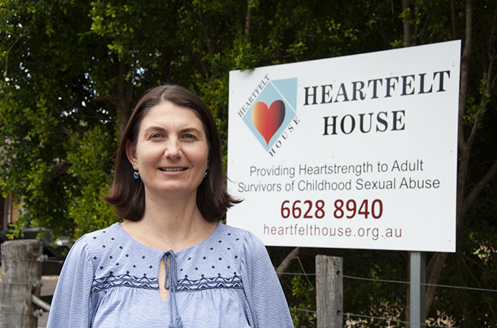 Kate Loubet Heartfelt House
