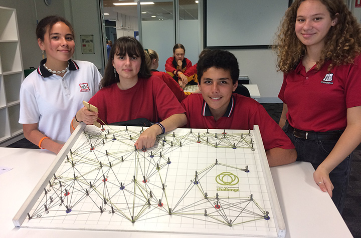 Richmond River High School at Northern Rivers Science and Engineering Challenge