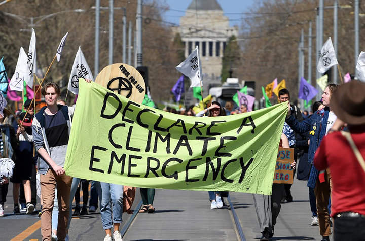 The Conversation climate emergency