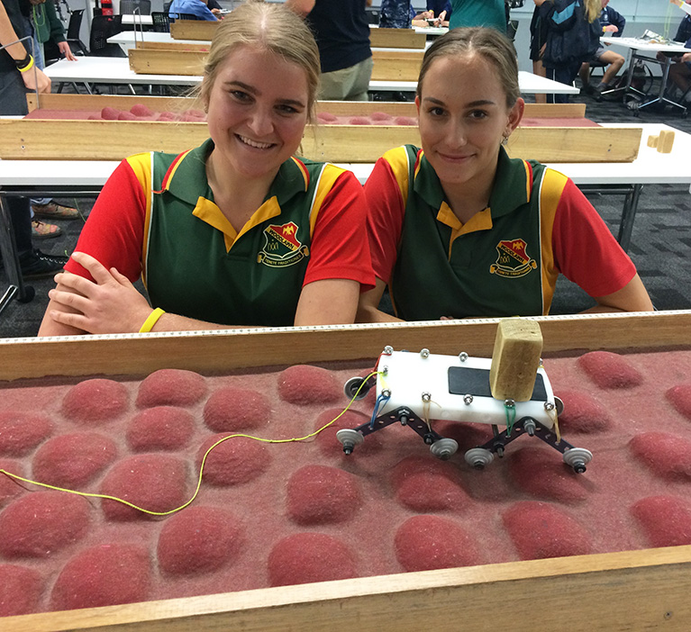 St Johns College Woodlawn at Northern Rivers Science & Engineering Challenge
