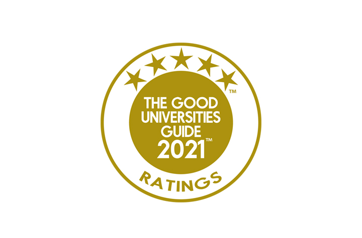 Good Universities Guide 2021