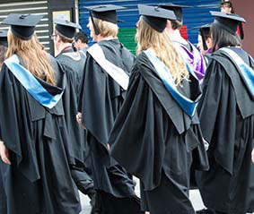 126 SCU students will graduate in Sydney this weekend.